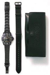 ヴァーグウォッチ【VAGUE WATCH CO.】BLK SUB  ステンレスベルト クォーツ腕時計