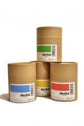 デカ【DECKA】Cased heavy weight plain socks 4th collection