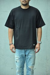 【K2APARTMENT standard select store】HOMME マグナムウェイト BIG TEE ブラック