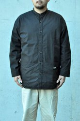<img class='new_mark_img1' src='https://img.shop-pro.jp/img/new/icons1.gif' style='border:none;display:inline;margin:0px;padding:0px;width:auto;' />【K2APARTMENT standard select store】HOMME Gardening Coat ブラック