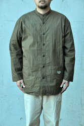 <img class='new_mark_img1' src='https://img.shop-pro.jp/img/new/icons1.gif' style='border:none;display:inline;margin:0px;padding:0px;width:auto;' />【K2APARTMENT standard select store】HOMME Gardening Coat オリーブ