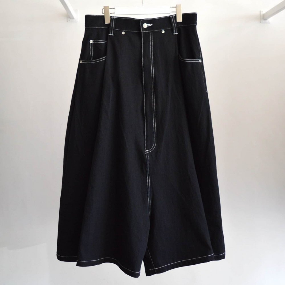 Hakama Denim Pants 5th-Type
