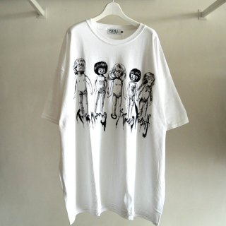 KIDILL DOLL T-shirts