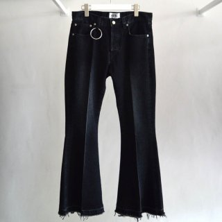 Boot Cut Denim Pants