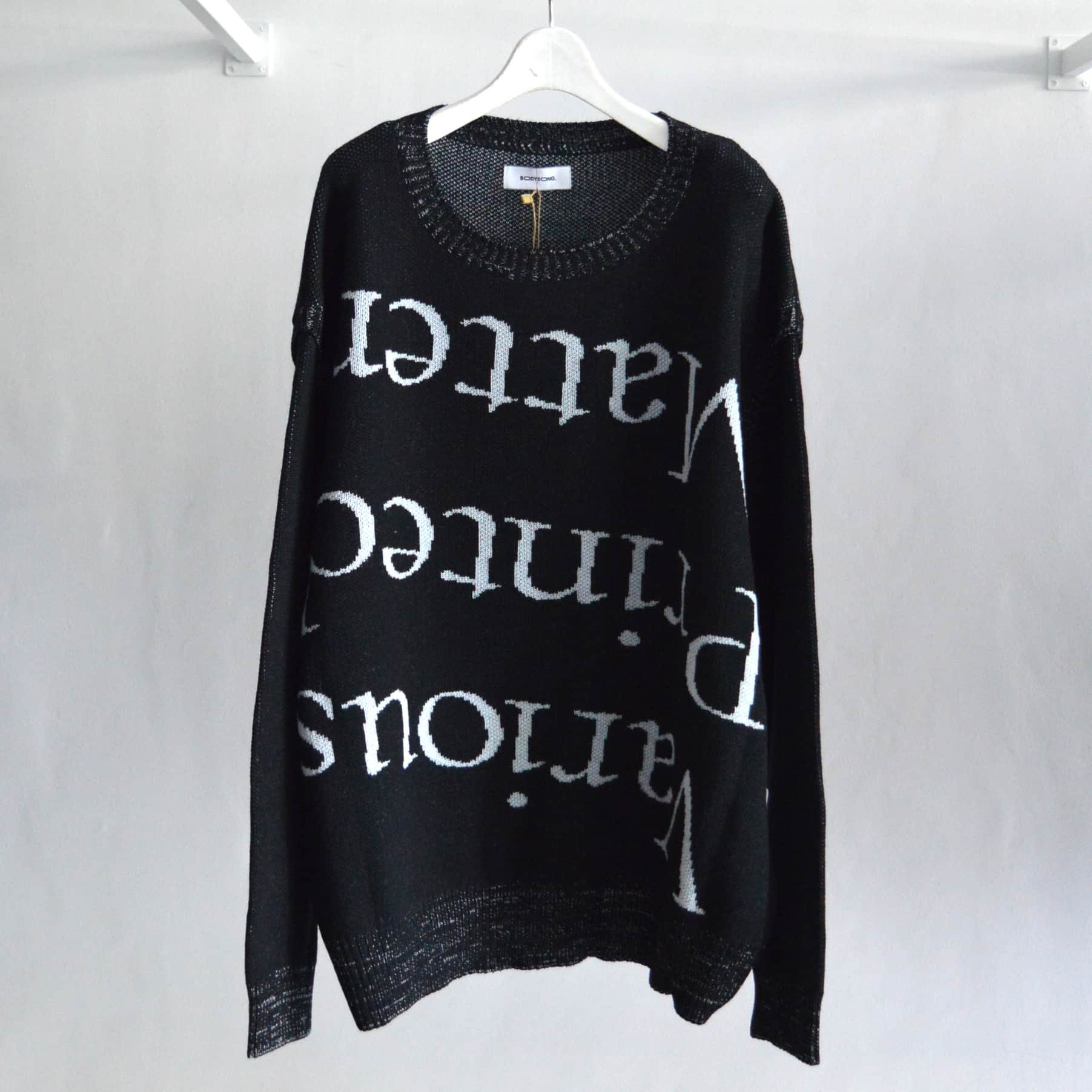 【bodysong.】VPMSWEATER