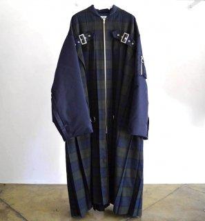 Jamie Reid Pleats Coat