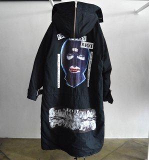 Jamie Reid M-51 Mods Coat