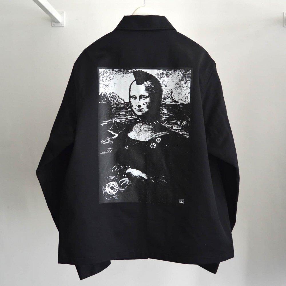 【KIDILL×Dickies×Winston Smith】 Vietnam Jacket