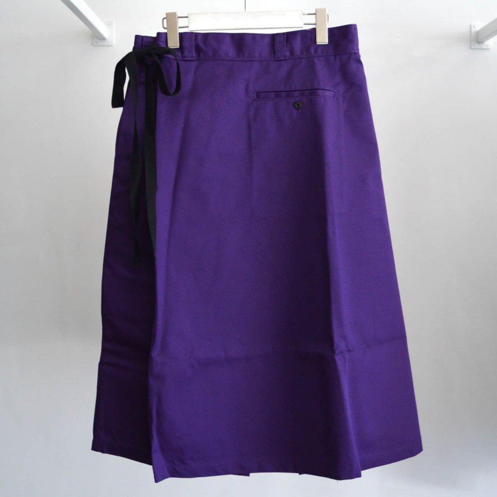 【KIDILL×Dickies】Fold Pants