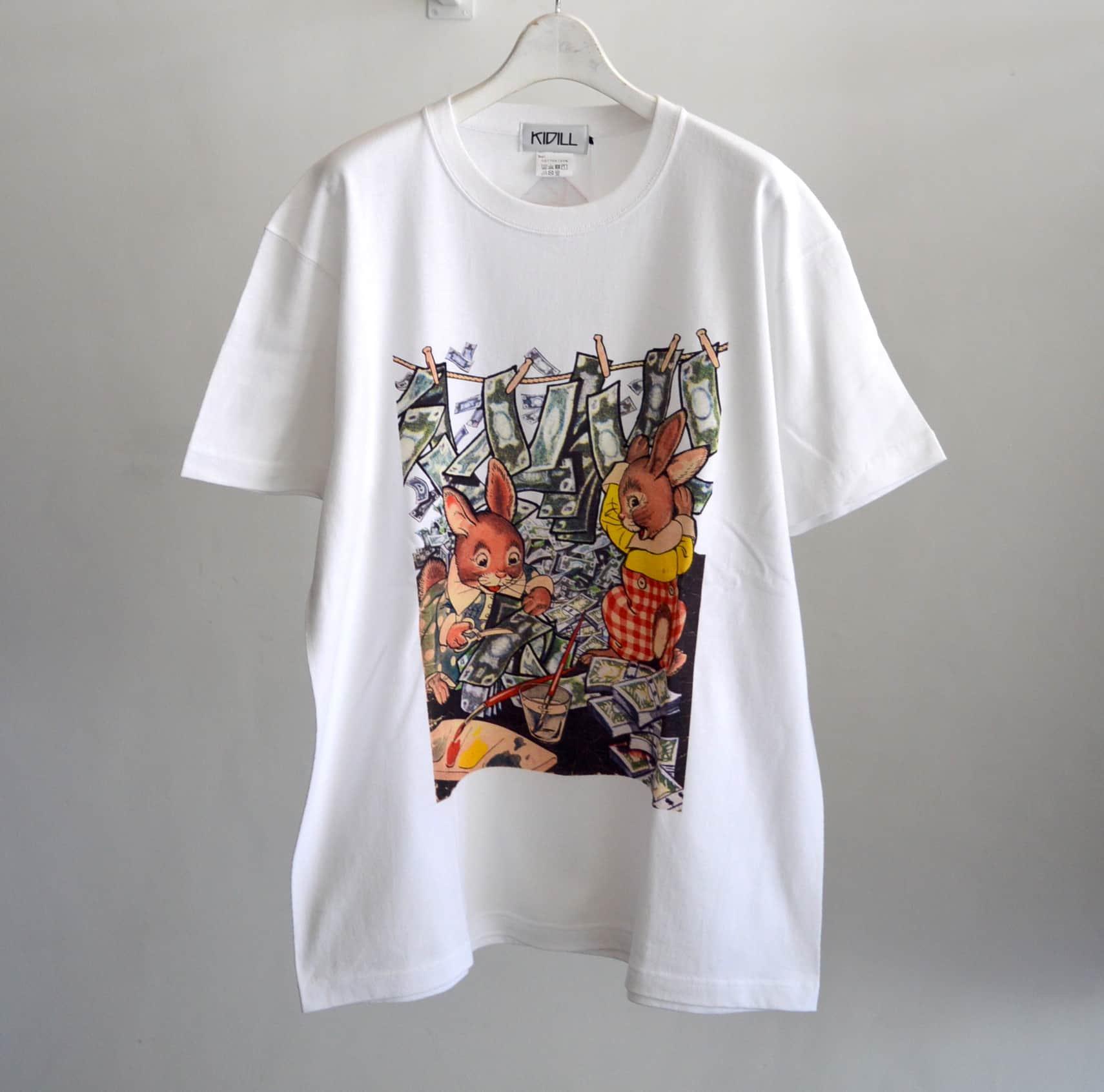 WS Bunny Funny Money T-shirts