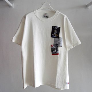 【KIDILL×EDWIN×Winston Smith】KWE Patch Print T-shirts �