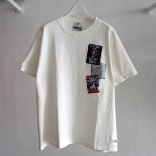 【KIDILL×EDWIN×Winston Smith】KWE Patch Print T-shirts �