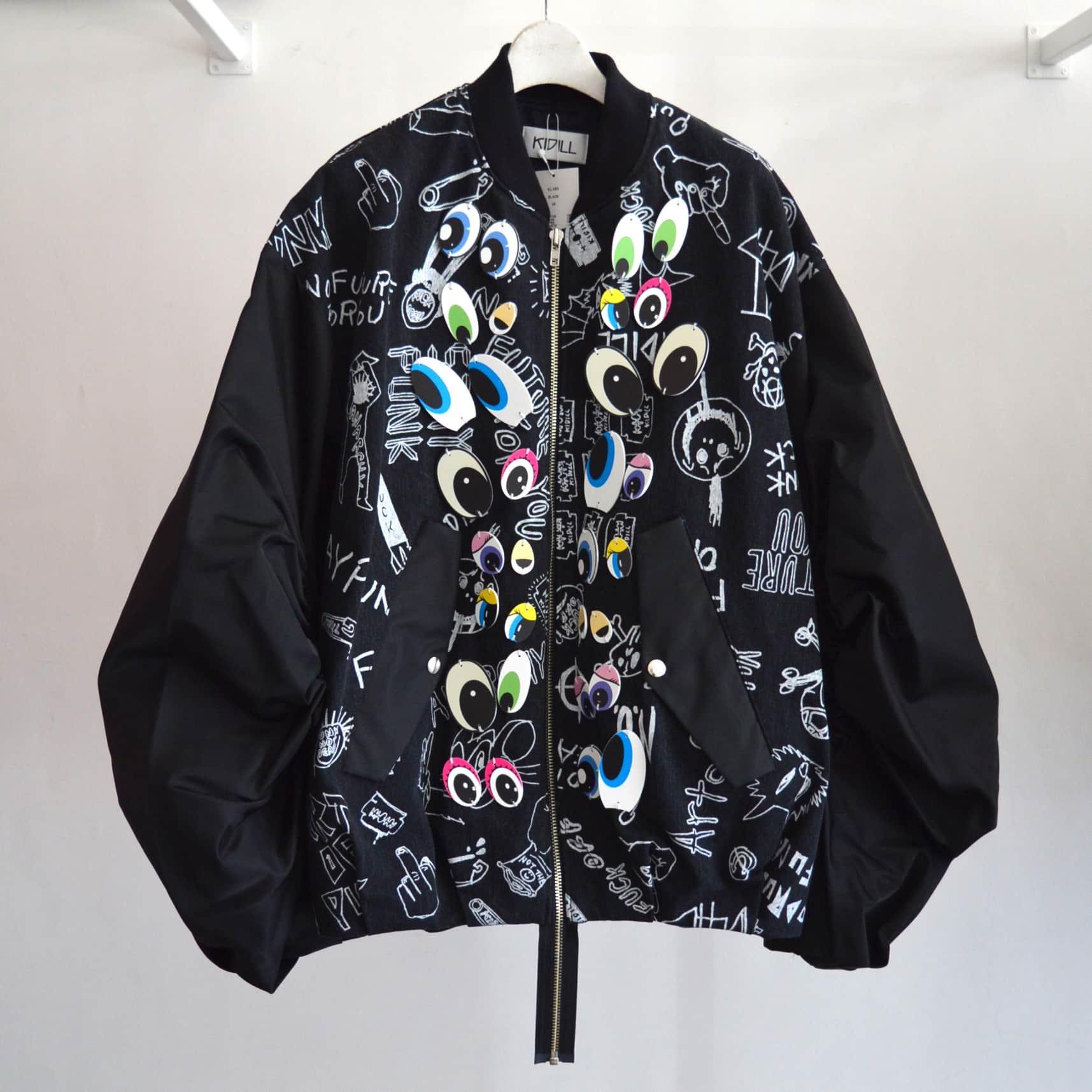 Dolls Eye MA-1 Jacket