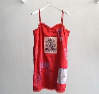 【rurumu:】RIOT GRRRL collage camisole