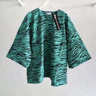 【SAMPLE】Pullover Zip Shirts