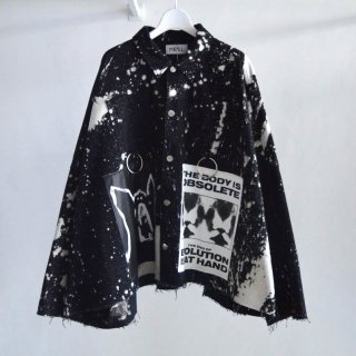Anarchy Denim Jacket