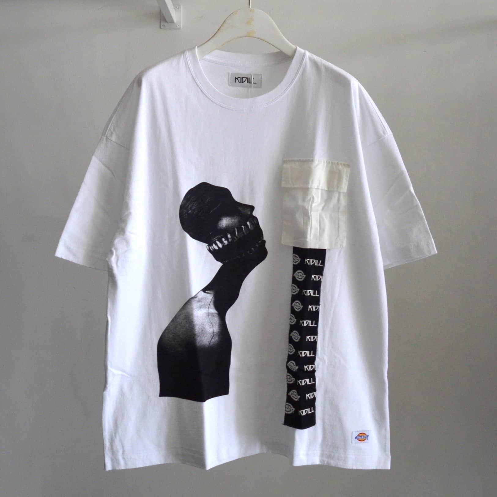 【KDILL×Dickies×Jesse Draxler】Apart T-shirts