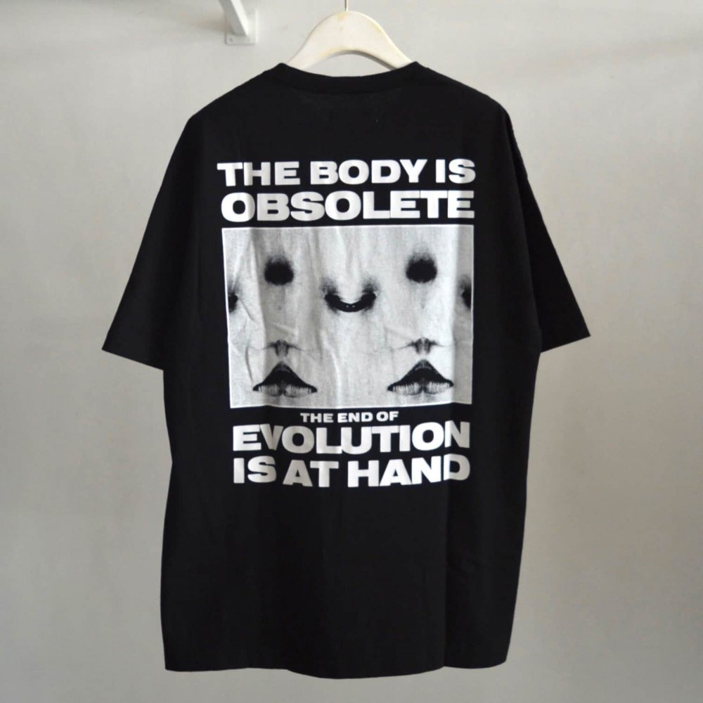 【KDILL×Dickies×Jesse Draxler】Body Obsolete T-shirts
