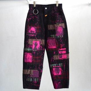 【KIDILL×EDWIN】Patch Katana Wide Pants
