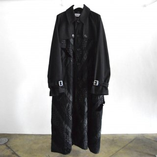 Crust Trench Coat