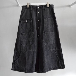 Hakama Denim 2nd-Type