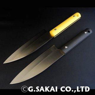 サビナイフ4 出刃シャチ 片刃(かたは)