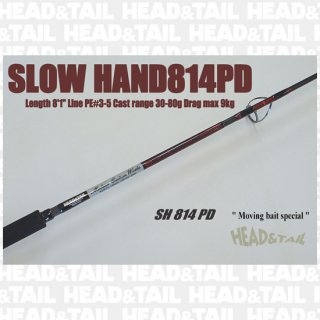MC works' SIOW HAND814PDカスタムモデル