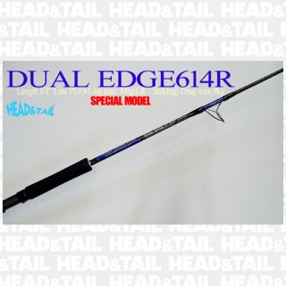 MC works' DUAL EDGE614LR  SPECIAL MODEL