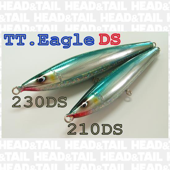 TT.Eagle 210DS 230DS , HEAD \u0026 TAIL Web Shop