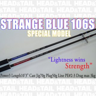 <img class='new_mark_img1' src='https://img.shop-pro.jp/img/new/icons1.gif' style='border:none;display:inline;margin:0px;padding:0px;width:auto;' />STRANGE BLUE 106S SPECIAL MODEL