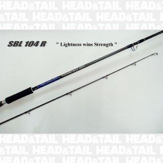 STRANGE BLUE 104R  FWN SPECIAL MODEL