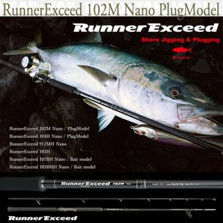 RunnerExceed 102M Nano PlugModel