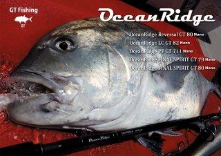 Ripple Fisher OceanRdge LongCastGT82 Nano