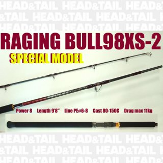 <img class='new_mark_img1' src='https://img.shop-pro.jp/img/new/icons1.gif' style='border:none;display:inline;margin:0px;padding:0px;width:auto;' />RAGING BULL98XS-2  SPECIAL MODEL