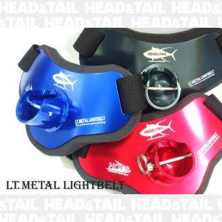 HEAD&TAILロゴ HOT'S メタルライトベルト