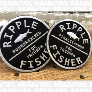 RippleFisher Original ショアモデルワッペン