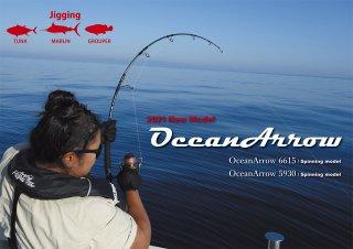 RippleFisher Ocean Arrow 6615 5930   ※ 送料無料 北海道離島は除く