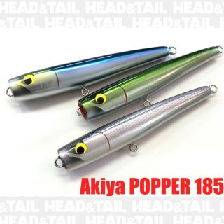 Akiya POPPER 185