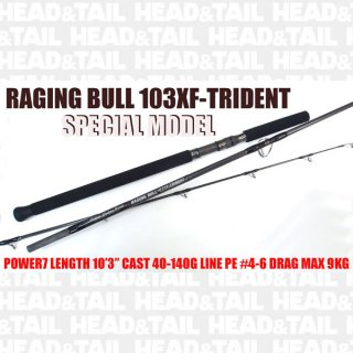 <img class='new_mark_img1' src='https://img.shop-pro.jp/img/new/icons15.gif' style='border:none;display:inline;margin:0px;padding:0px;width:auto;' />RAGING BULL103XF-TRIDENT SPECIAL MODEL