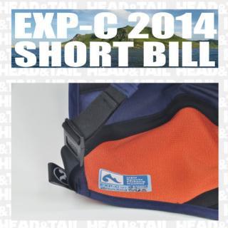EXP-C Short Bill (ショートビルバージョン) S、M、L、(Size)新発売です。