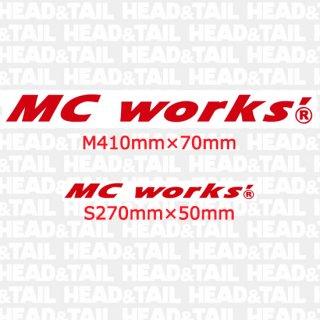 MC works'カーデカール