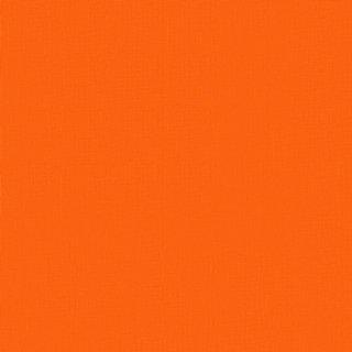オレンジの無地のファブリ...
