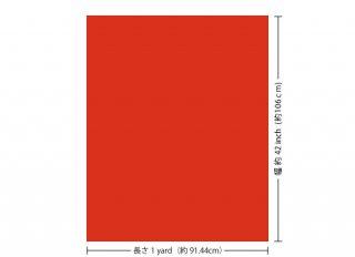 【コットン100%】 赤のコ...