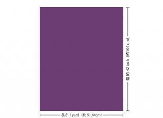 【コットン100%】 紫のコ...
