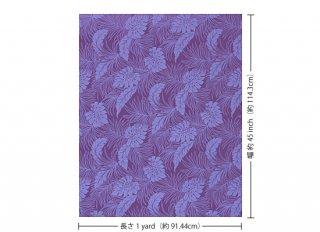 紫のファブリック モンス...