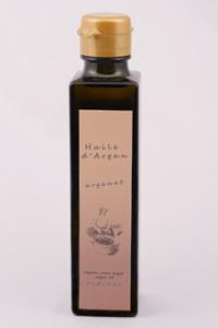 アルガネットエクストラバージンアルガンオイル(ローストタイプ・食用) 135g