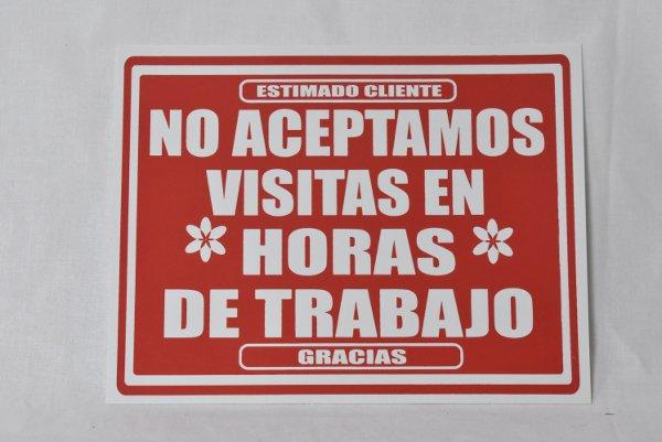 <img class='new_mark_img1' src='https://img.shop-pro.jp/img/new/icons25.gif' style='border:none;display:inline;margin:0px;padding:0px;width:auto;' />『作業中のご訪問を遠慮します』(スペイン語看板)