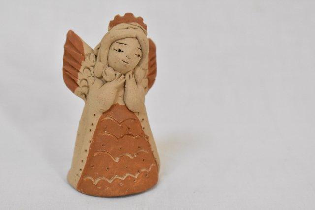アツォンパ陶芸☆プリミティブ人形(小)