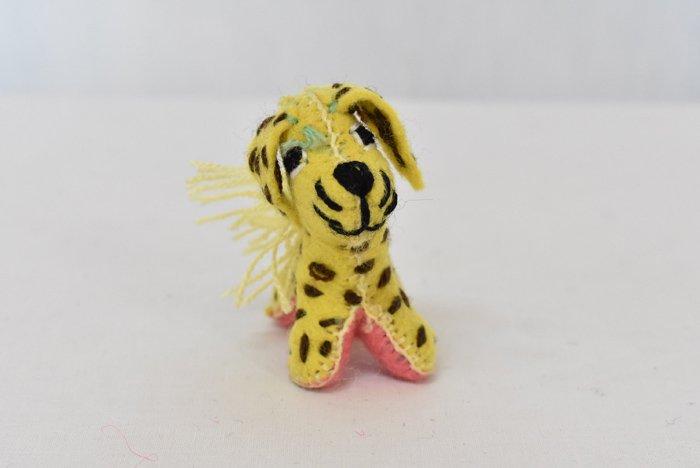 アニマリート『黄色犬さん』