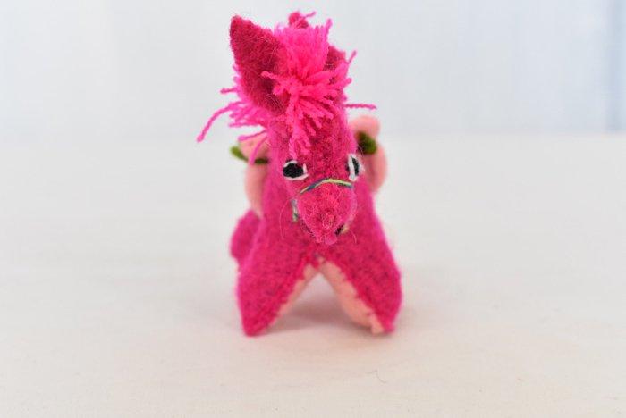 アニマリート『ピンク馬さん』